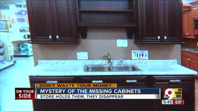 Where Your Money Goes In A Kitchen Remodel: Mystery: Where Did Woman's Kitchen Cabinets Go?