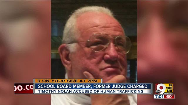 Former Campbell County district judge charged with human trafficking