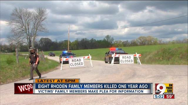 Rhoden family in video ask public to help solve massacre