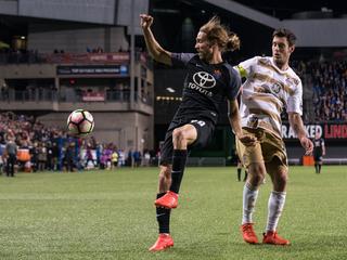 FC Cincinnati ties Louisville City FC 1-1