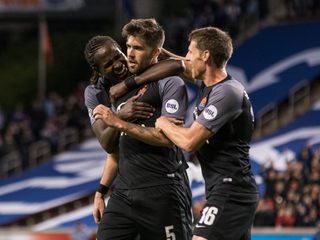 Quinn's goal gives FC Cincinnati 1-1 draw