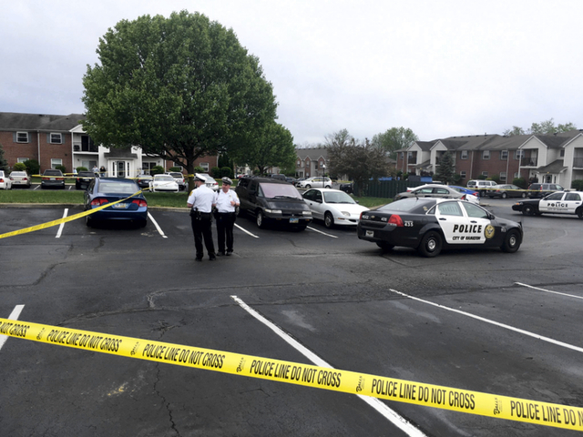 Chief: Man officer shot had 'butcher knife'