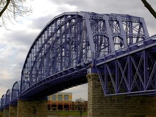 The pleasant plans for the Purple People Bridge