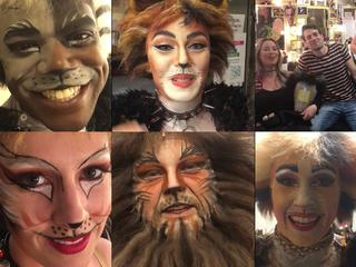 WATCH: Broadway surprises Anderson High actors