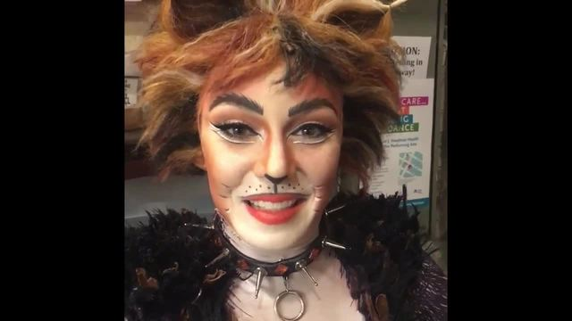Cats on Broadway sends good wishes to Anderson High School students