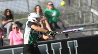 Mason softball defeats Lakota East 8-1