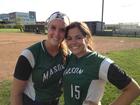 Friendship powers Mason softball's battery
