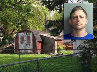 PD: Woman held captive under neighbor's shed