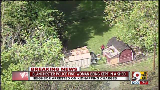 Police- Missing woman found in dirt pit under man-s shed in Blanchester- Ohio