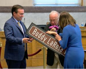 Fay: Buddy LaRosa honor is long overdue