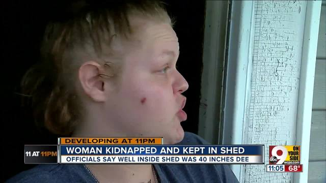 Blanchester shed kidnapping shocks neighbors- friends