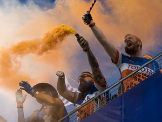 Are FC Cincy games the right venue for The Wave?