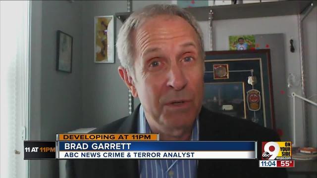 Feds: Ohio man trying to help ISIS arrested at CVG - WCPO ... Brad Garrett Fbi