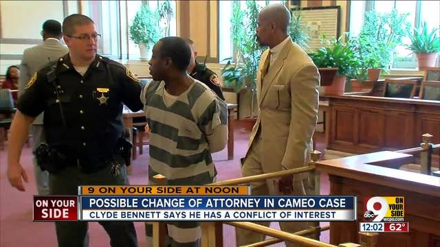 Cameo Night Club shooting suspect may get new attorney due to conflict…
