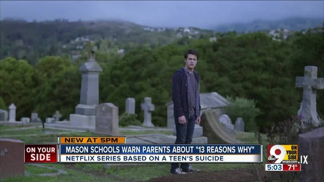 School district warns parents about 13 Reasons Why