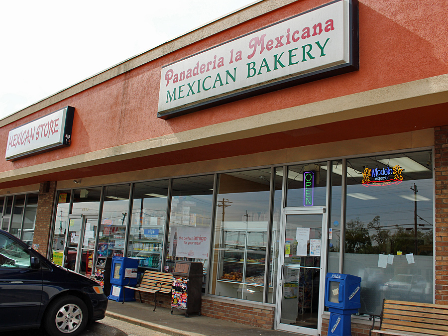This Mexican bakery is hidden along Fairfield's Route 4, but