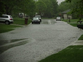Saturday storms flood Greater Cincinnati streets