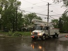 Thousands lose power in overnight storms