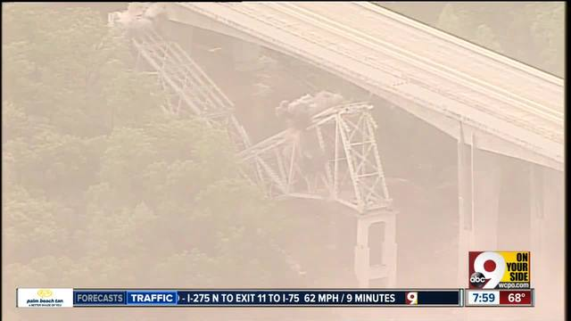 Why ODOT says Jeremiah Morrow Bridge just won-t budge