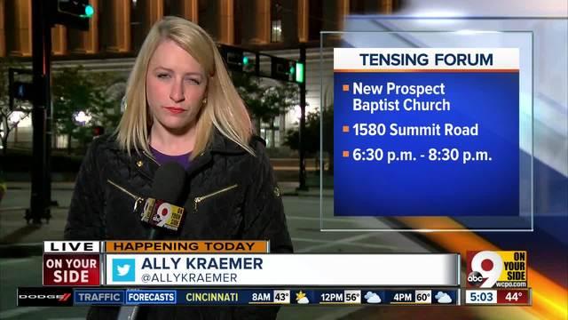 Black Lawyers Association of Cincinnati hosting community forums on Ray…