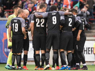 What's with all these FC Cincy red cards?