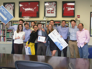 First-year Miami U. team nabs 2nd in VC contest