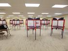 Some precincts had no voters last week