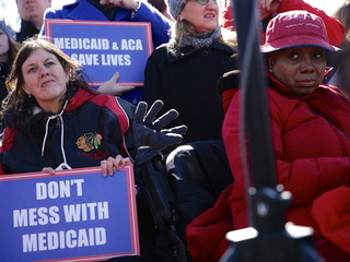 Editorial: Don't cut Medicaid, experts plead