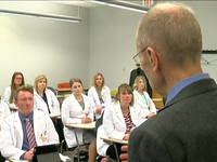 NKU's nurse anesthesia program takes off