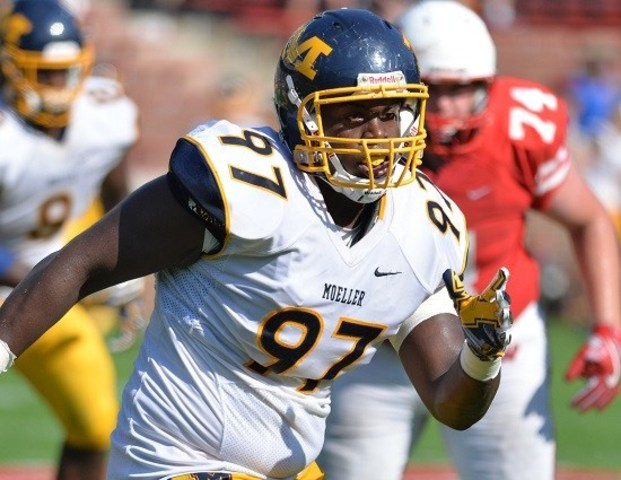 Moeller defensive tackle Aeneas Hawkins verbally commits to Penn State
