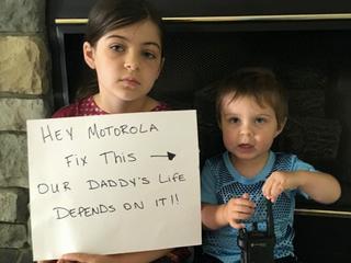 Motorola fixing faulty Cincinnati PD radios