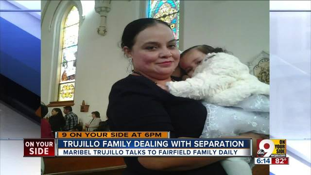 Mother-s Day especially hard for deported mom Maribel Trujillo Diaz- priest says