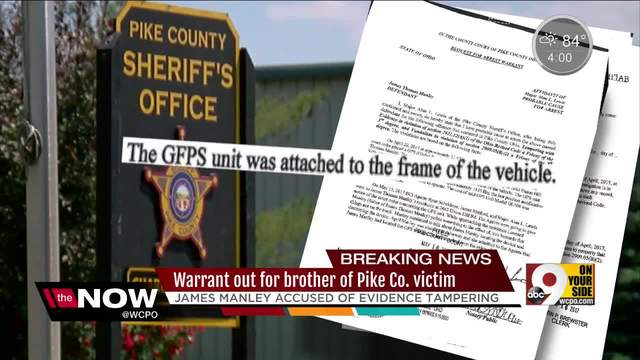Brother of Pike County massacre victim charged with evidence tampering