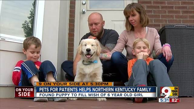 Liberty Township nonprofit Pets for Patients finds homes for pets and…