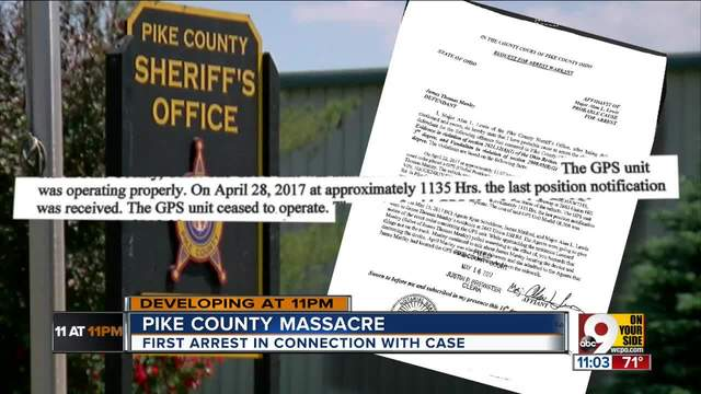 First arrest in connection with Pike County massacre