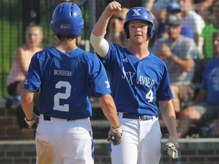 St. Xavier beats Mason 11-2 for sectional title