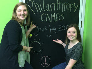 At Camp Give, kids get hands-on philanthropy