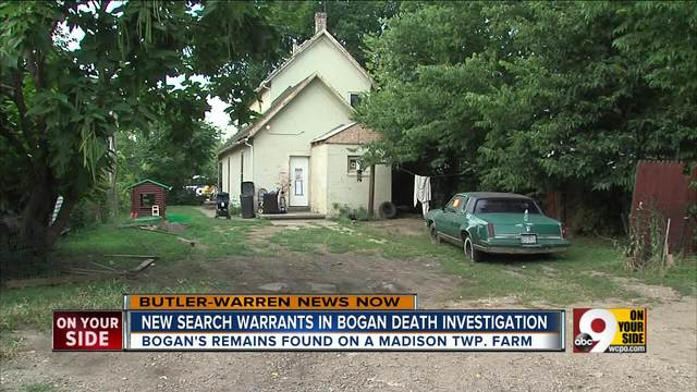 Will there be justice for mom buried on farm-
