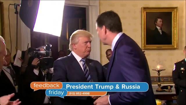 Feedback Friday- Calls for Trump-s impeachment