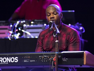 Kirk Franklin opens I Hear Music in the Air