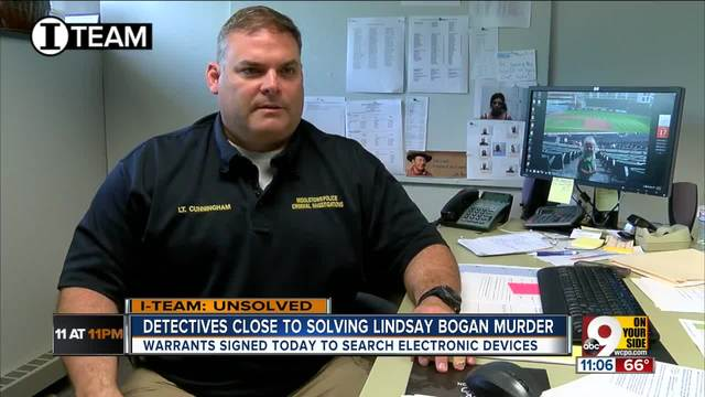 Police say they have strong case in Lindsay Bogan-s killing