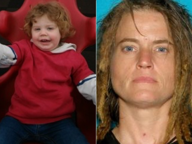 ISP issues Amber Alert for 1-year-old child