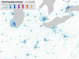 INTERACTIVE MAP: How densely populated is Cincy?