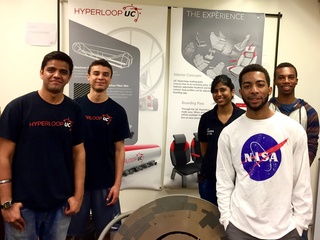 What's hyperloop? UC may help you find out, soon