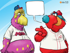 CAPTION THIS: Battle for Ohio's weirdest mascot