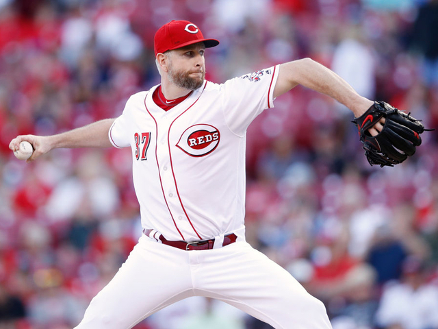 Fay: Strong starters can help Reds hold the line