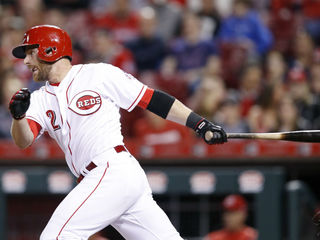 Fay to Reds: Don't trade Cozart