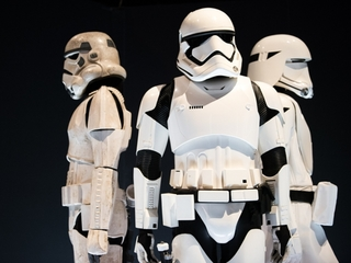 See 'Star Wars' exhibit at Union Terminal