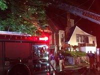 Covington fire kills 1, injures firefighter