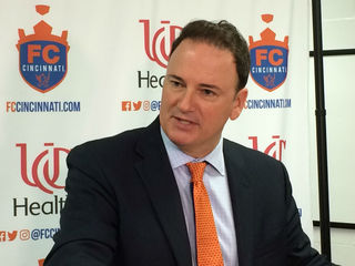 FC Cincinnati asks for public aid for stadium